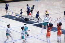 第 54 回 関東 中学校 バレーボール 大会